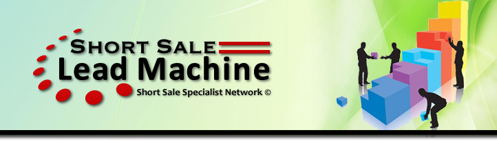 Short Sale Lead Machine